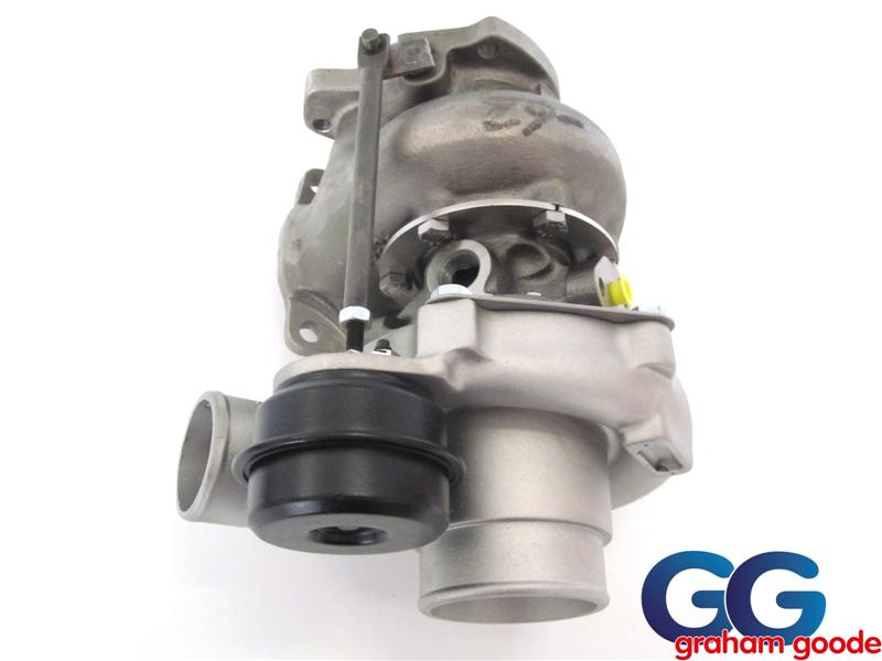 Uprated Hybrid Turbo Ford Escort RS 4x4 Cosworth 4WD T35 GGR288