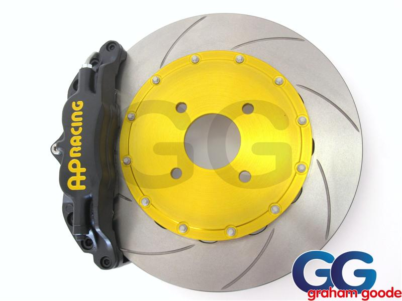 330mm Big Brake Kit Ford Sierra Sapphire RS Cosworth 2WD 4 Pot GGR692