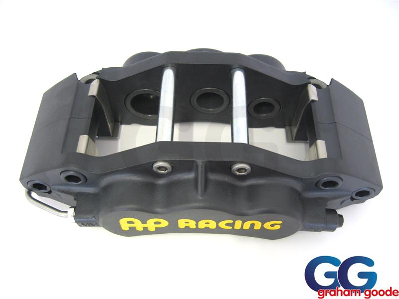 AP Racing CP5575 Right Hand Leading Caliper 6 Pot Black CP5575-804S4