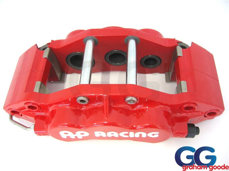 AP Racing CP5575 Right Hand Leading Caliper 6 Pot Red CP5575-804S4R2