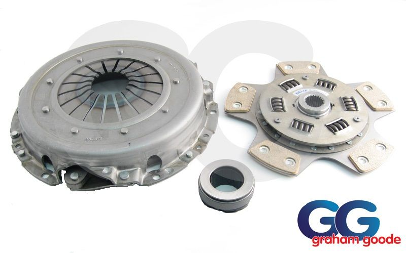 Clutch Kit Ford Sierra Escort Cosworth 4x4 4wd Helix 5 Paddle Uprated GGR1068