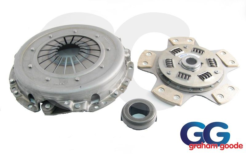 Clutch Kit Ford Sierra Sapphire RS Cosworth 2WD Helix 5 Paddle Uprated GGR2068
