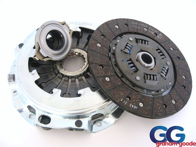 Clutch Kit Impreza 2.0 Turbo WRX AP Racing 5 Speed 230mm >350BHP Classic GGS1197