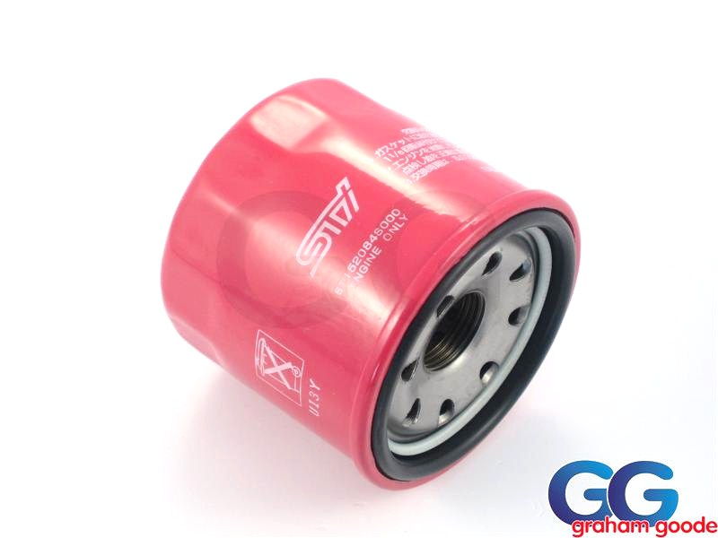 Impreza Oil Filter STi Pink Newage Sports Genuine Subaru OE GGS1322