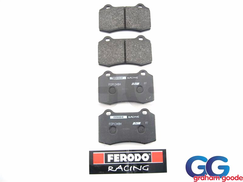 Ferodo DS2500 Front Brake Pads | Focus RS MK1
