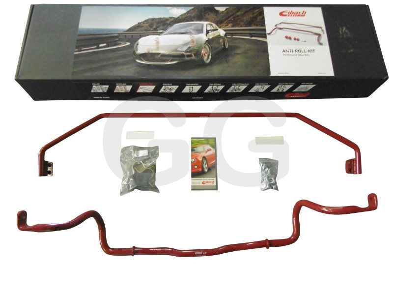 Ford Mustang 2.3T 5.0 V8 Anti Roll Bar Kit Front 35mm & Rear 25mm E35145.320