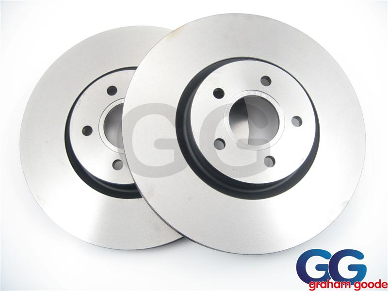 Front Brake Discs Impreza 2.0 Turbo 277mm 1994-98 GGS119