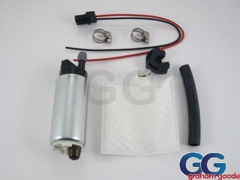 Fuel Pump Impreza Turbo Upgraded Electric Sytec Walbro 255ltr Intank GGS1387