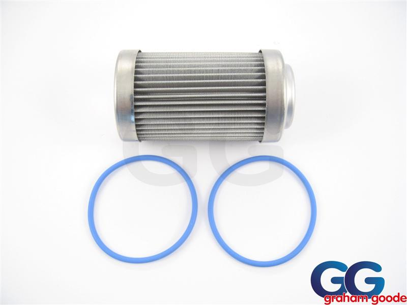 Fuelab Replacement Fuel Filter Element 75 Micron S/S 71803