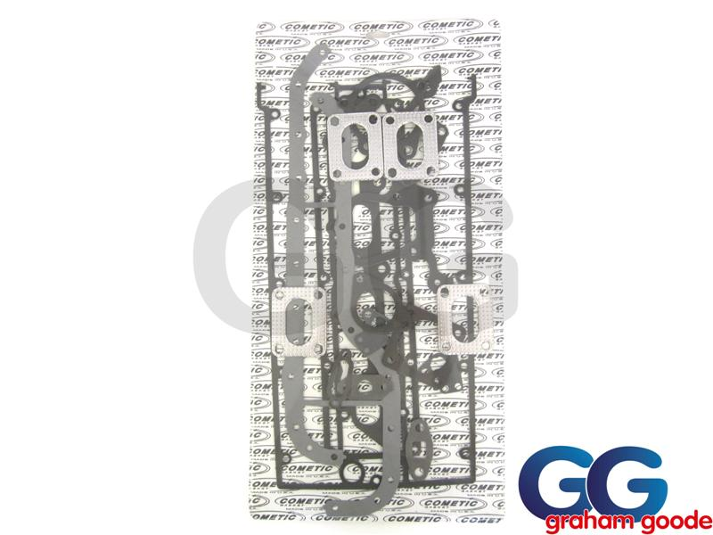 Full Gasket Set Cometic Sierra Escort Cosworth less Head Gasket and Seals GGR1038