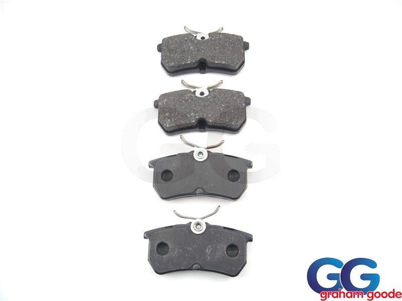 Genuine Ford Rear Brake Pads | Ford Focus RS MK1