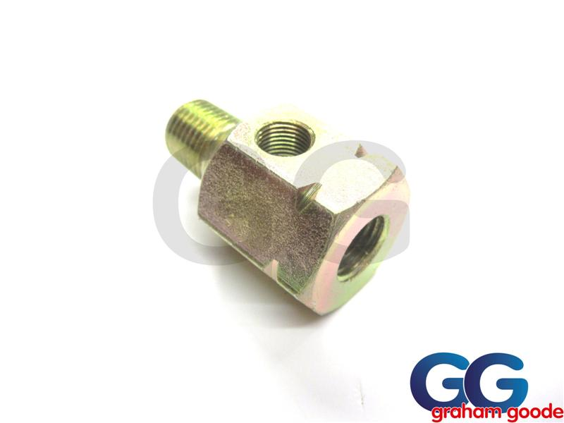 GGR Oil Pressure Tee Piece Ford All Models  GGR1335