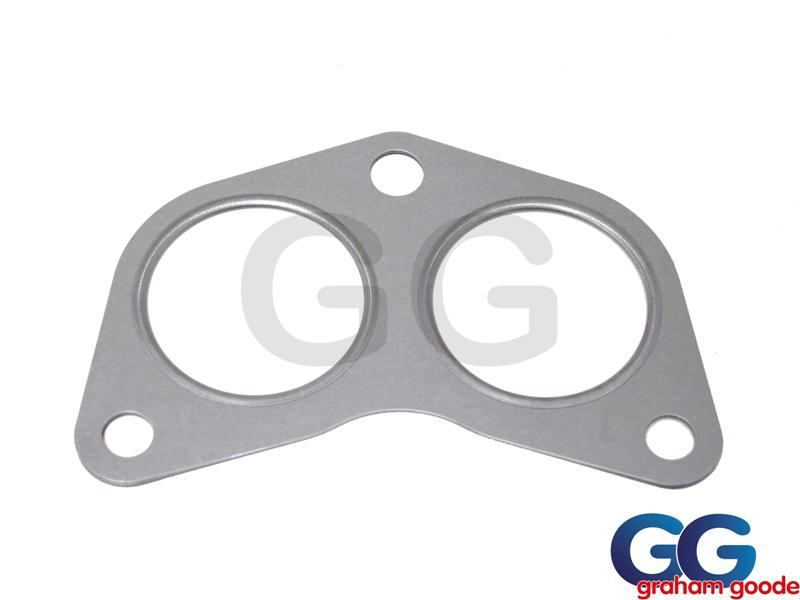 Impreza Exhaust Gasket Manifold to Head 3 Bolt Genuine Subaru GGS412