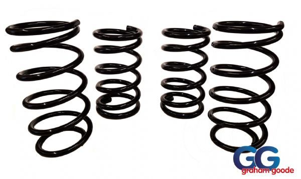 Lowering & Uprated Spring Kit -25mm Sierra Sapphire RS Cosworth 2WD GGR247