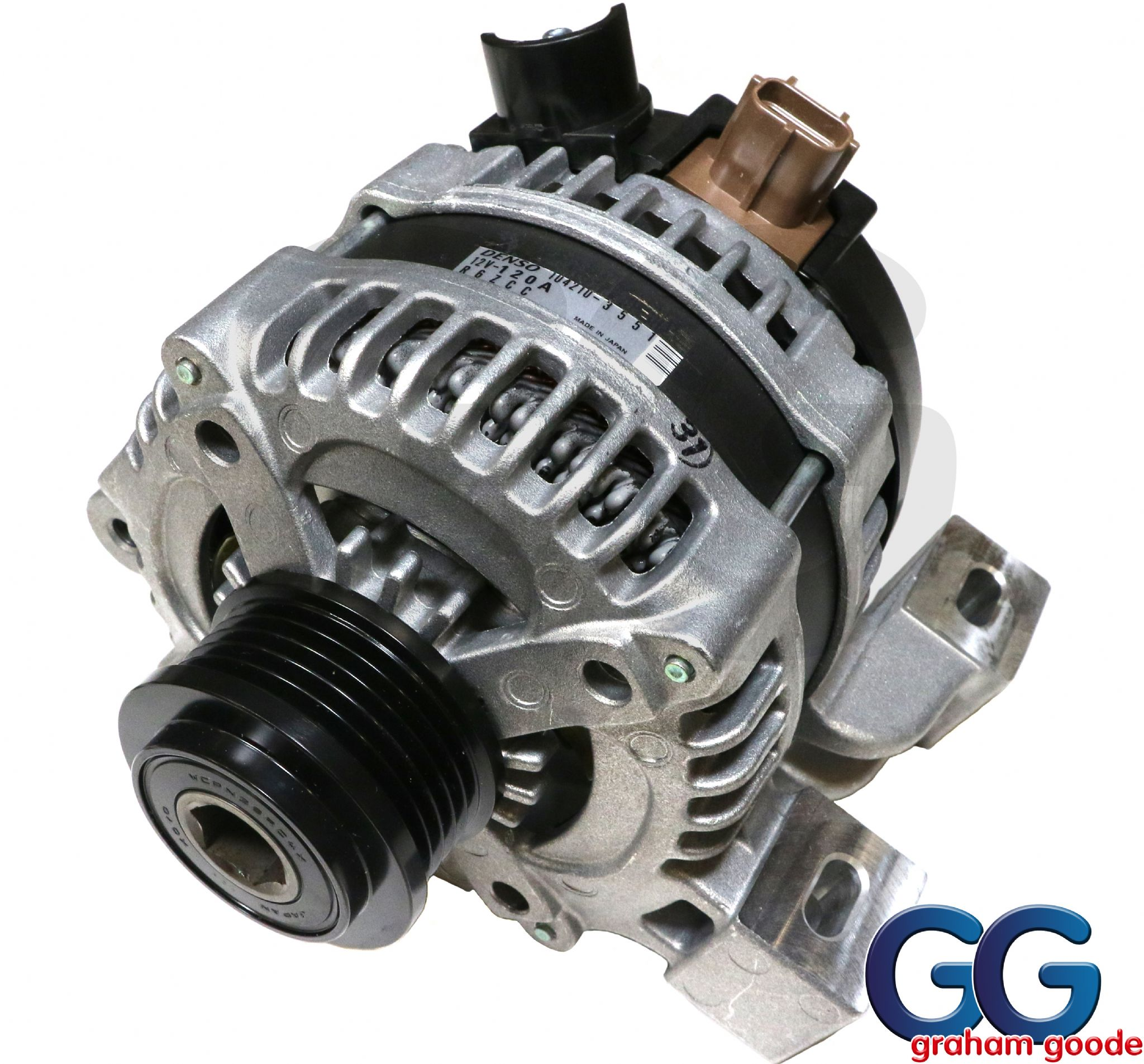 Replacement Oe Spec Alternator Ford Focus St 225 Xr5 Mk2