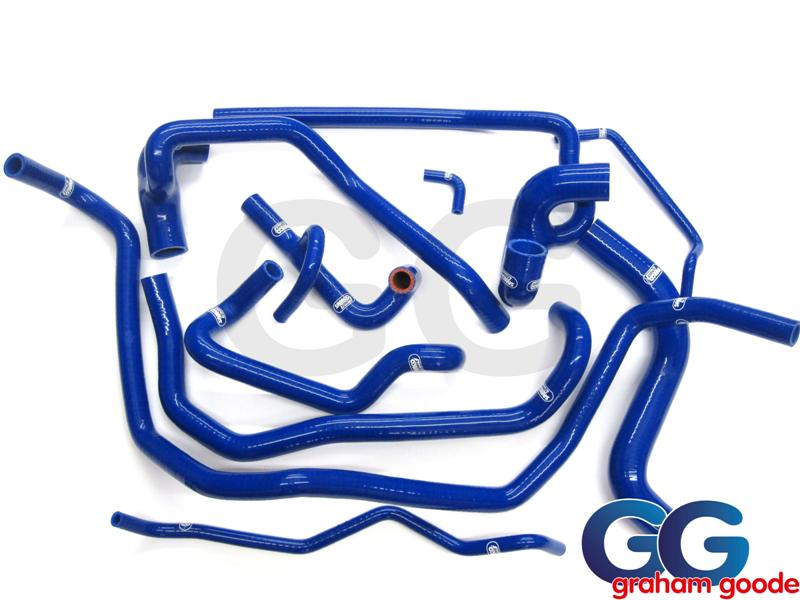 Samco Sport Water Silicone Hose Kit | Ford Focus RS MK1
