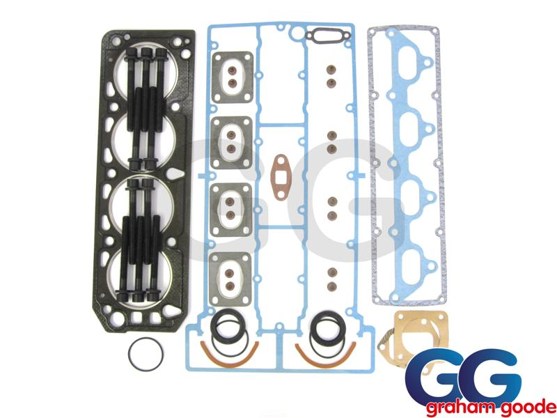 Sapphire & Escort RS Cosworth 4WD YB Top End Gasket Set c/w Head Bolts And YBO611 Head Gasket GGR2274