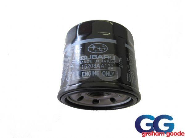 Subaru Impreza 15208AA100 Genuine JDM Black Oil Filter Sump Plug+Washer Fits