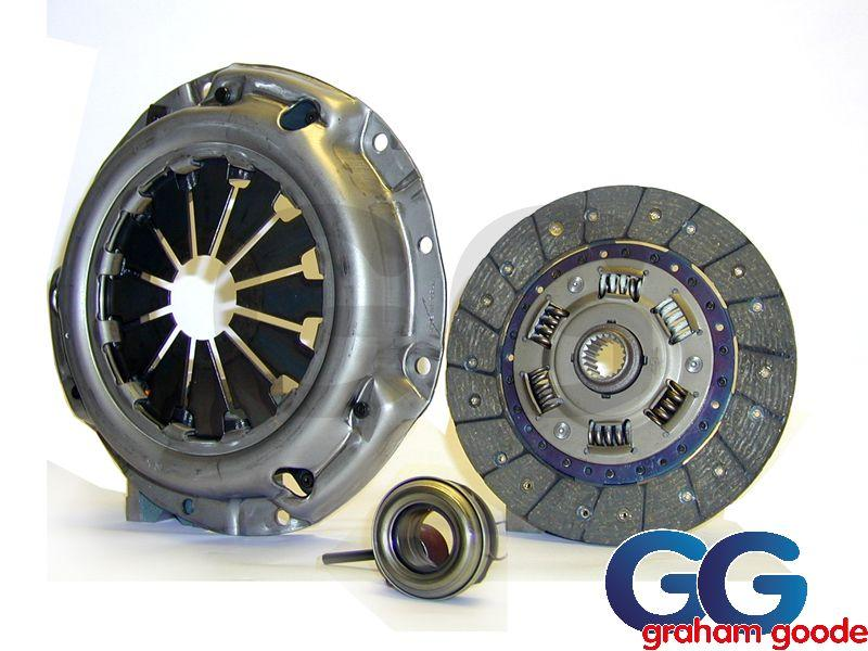Subaru Impreza New Age WRX STi Clutch Kit EXEDY 240mm 6 Speed Organic GGS2497