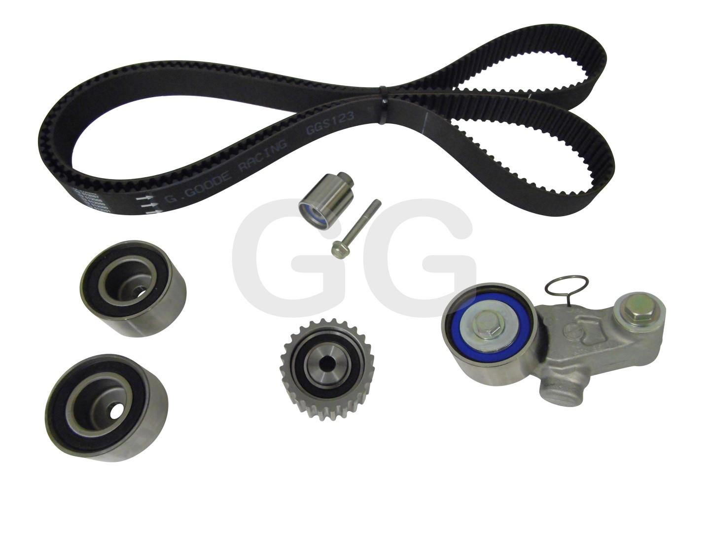 Subaru Impreza Turbo Wrx Sti Cam Timing Belt Kit 1998 2002 V4 V5 V6 V7 Ggs123tbk1u Upgrade
