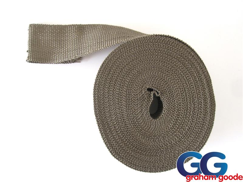 "Volcano Exhaust Heat Wrap 2"" x 15' GG4325"