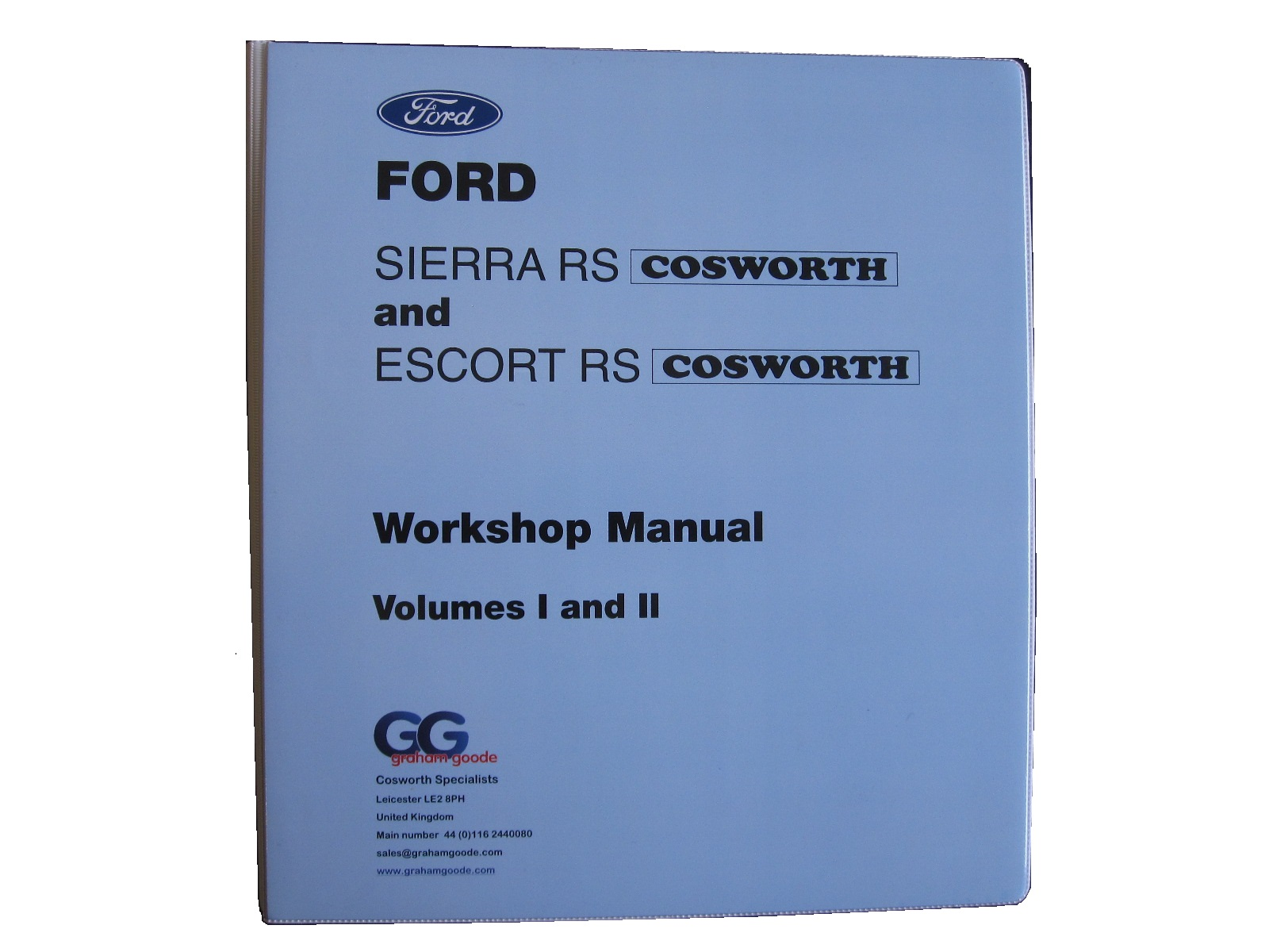 workshop manual sierra sapphire escort cosworth volume 1 2 folder rh shop grahamgoode com Truck Manual Tractor Service Manuals